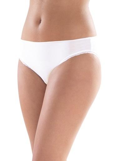 Blackspade Bikini Alt Beyaz